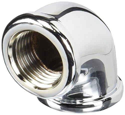 Pasco 7207 C 1 2 Inch Brass 90 Degree Elbow Chrome