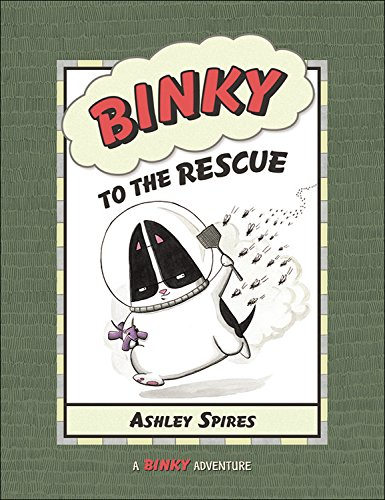 Read Online Binky to the Rescue (A Binky Adventure) PDF