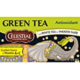 Celestial Seasonings Antioxidant Green Tea, 20 Count (Pack of 6)