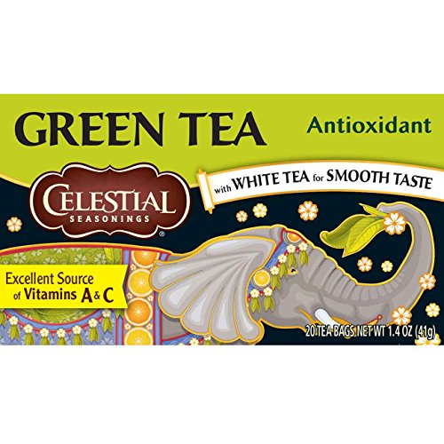 20 Bag Antioxidant Green Tea - 2