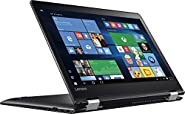 2016 Newest Lenovo 14 Inch 2-in-1 Touchscreen Laptop PC, Intel Pentium Dual-Core Processor, 8.5-hour Battery Life, 4GB DDR4 RAM, 500GB HDD, WIFI, Webcam, HDMI, Bluetooth, Windows 10