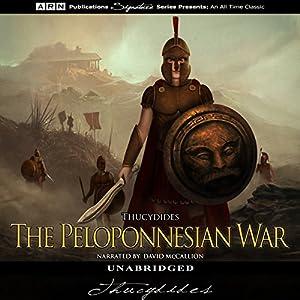 The Peloponnesian War Audiobook