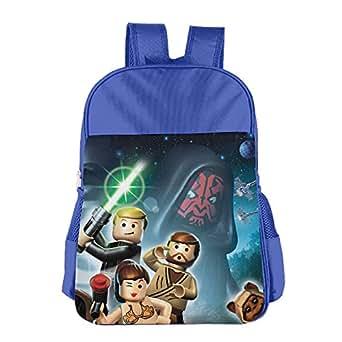 LEGO Star Wars The Complete Saga School Backpack Bag