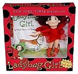 Ladybug Girl Book and Doll Set