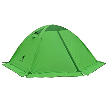 GEERTOP 2-person 4-season Backpacking Tent For C&ing Hiking Travel Climbing - Easy  sc 1 st  Amazon.com & Amazon.com : GEERTOP 2-person 4-season Backpacking Tent For ...