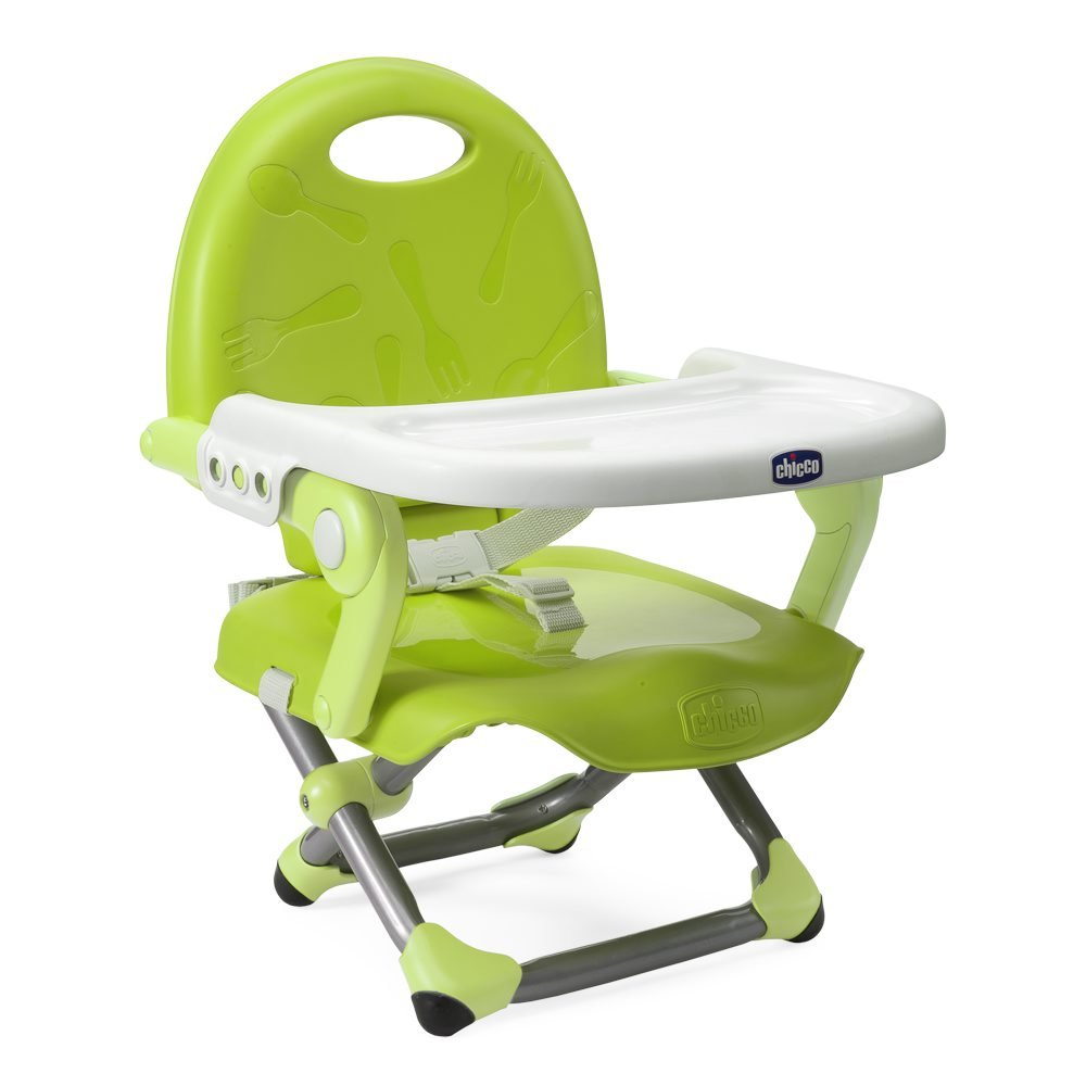 Chicco Pocket Snack Booster Seat - Lime 00079340550000