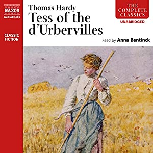 Tess of the d'Urbervilles (Naxos) Hörbuch