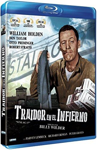 Traidor En El Infierno- Blu Ray (European Import Pal Format) Billy Wilder