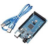 Mega2560 R3 ATMEGA2560-16AU + CH340 Board With USB For Arduino - Arduino Compatible SCM & DIY Kits