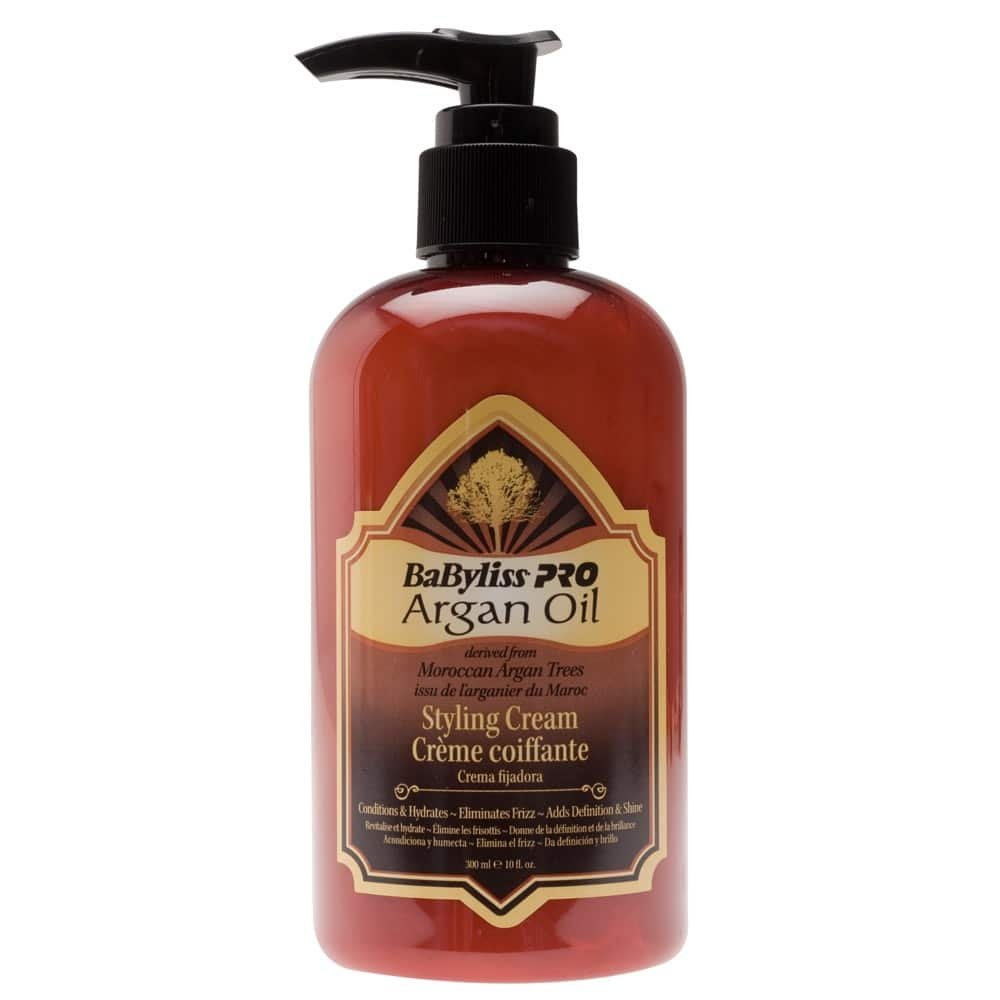 BaBylissPRO Argan Oil Styling Cream (10oz)