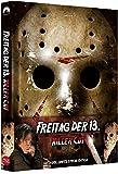 Freitag, der 13. - Uncut/Mediabook (+ DVD) (+ Bonus-DVD) [Blu-ray]