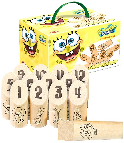 Tactic Games US SpongeBob SquarePants (Spongebob Games Halloween)
