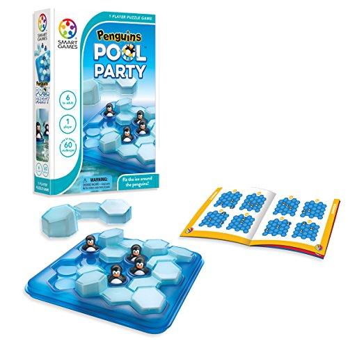 SmartGames Penguins Pool -