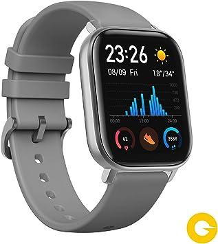 Amazfit GTS Reloj Smartwactch Deportivo | 14 días Batería | GPS+ ...