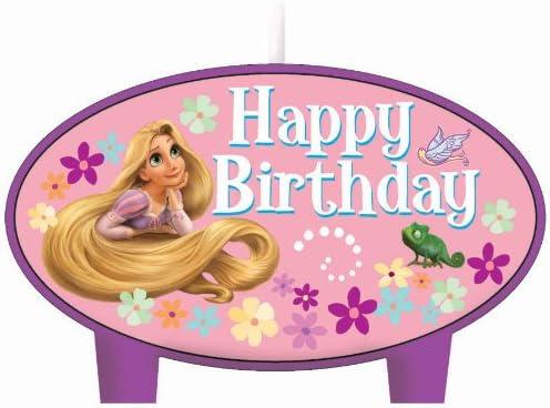 Amazon.com: 1 x Disney Tangled Mini moldeados Velas – 4/Pkg ...