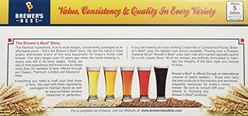 Home Brew Ohio Best Belgian IPA Beer Ingredient Kit