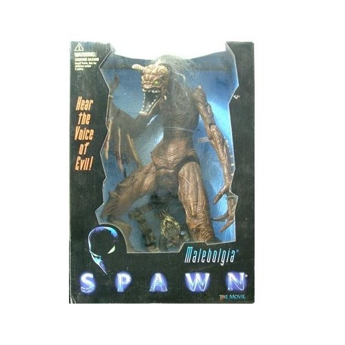 Malebolgia Deluxe Action Figure - Spawn the Movie Edition