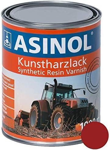 Asinol Massey Ferguson Rot 1 000 Ml Kunstharzlack Farbe Lack 1l Liter Dose Auto