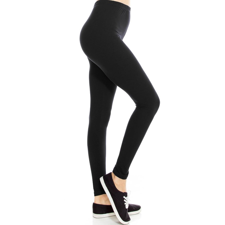 Honey GD Womens Yoga Sports Floral Print Tights Leggings