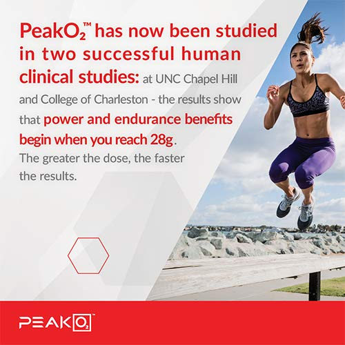 Beet Root Powder with Patented, Organic PeakO2 & Mushroom Blend - Supports Fast Workout Recovery & Promotes Athletic Endurance; No Sugar, Non-GMO by Havasu Nutrition (Image #6)