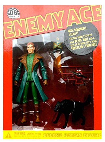 Enemy Ace Deluxe Action Figure by DC Comics