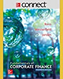 img - for Connect 1 Semester Access Card for Fundamentals of Corporate Finance book / textbook / text book