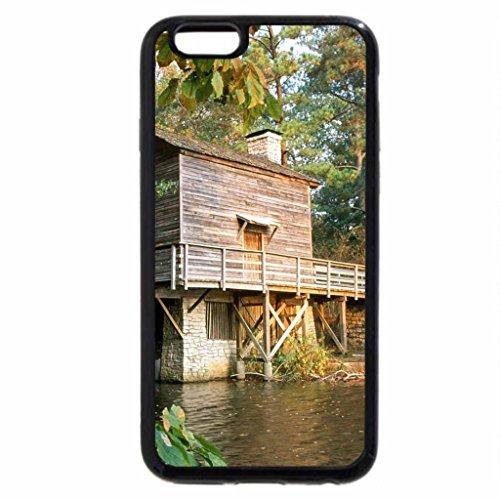 iPhone 6S / iPhone 6 Case (Black) mill in stone mountain park georgia
