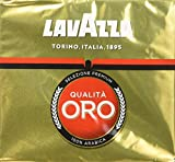 """Lavazza: """"Qualità Oro"""" Ground Coffee * 8.8 Ounce (250gr) Packages (Pack of 2) * [ Italian Import ]"""