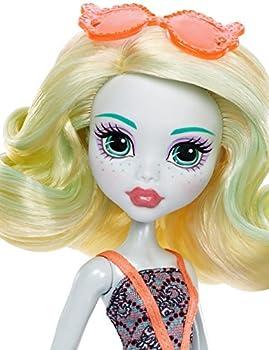 Monster High Monster Family Lagoona Blue & Kelpie Blue Dolls, 2 Pack 4