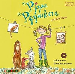 Pippa Pepperkorn und die Tiere (Pippa Pepperkorn 2)