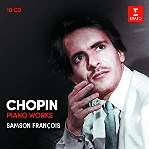 Chopin: The Piano Works (10CD)