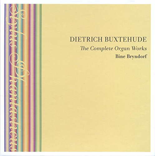 Buxtehude: The Complete Organ Works