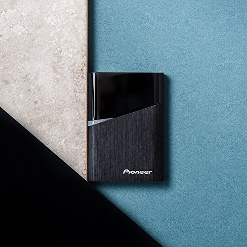 Pioneer USB-C 120GB Portable SSD External SSD Super Small Ultra Slim Compatible with Thunderbolt 3(APS-XS02-120) by Pioneer (Image #5)