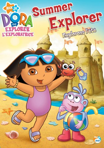 Dora The Explorer : Summer Explorer