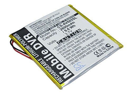 Digitech Battery2go - 1 year  - 3.7V Battery For Archos A...