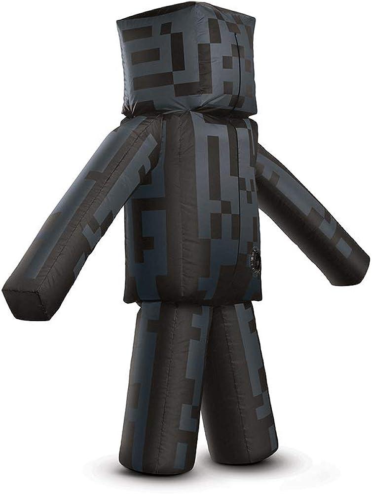 Kids Minecraft Inflatable Enderman Costume