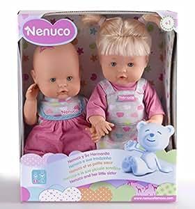 Nenuco de Famosa Set de muñecos 700012950