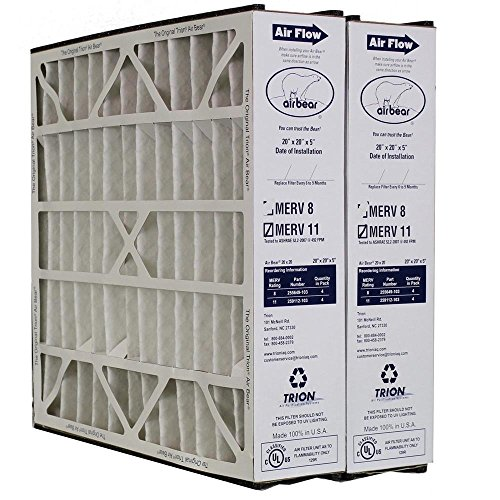 natural aire filter 20x20x1 - 9