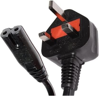 UK Mains Cable de alimentación cable para Canon Pixma MP180 MP190 ...
