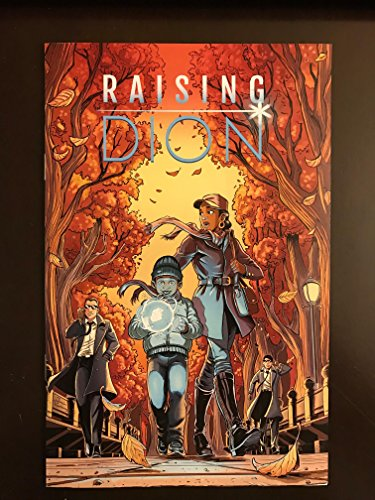 Raising Dion #1 First Printing Comic Book. Netflix Show coming! NM Condition