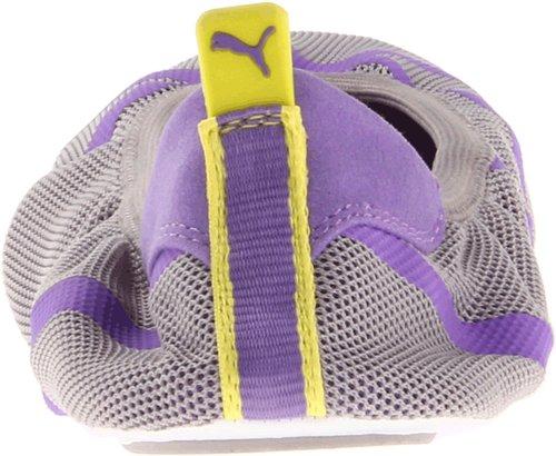 Puma Axel Ballerinas Opal Gray/Purple/Yellow