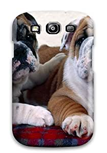 Forever Collectibles Dog Hard Snap-on Galaxy S3 Case
