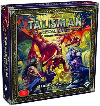 Talisman: The Cataclysm Expansion: Amazon.es: Juguetes y juegos