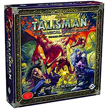 amazoncom talisman the magical quest game 4th edition