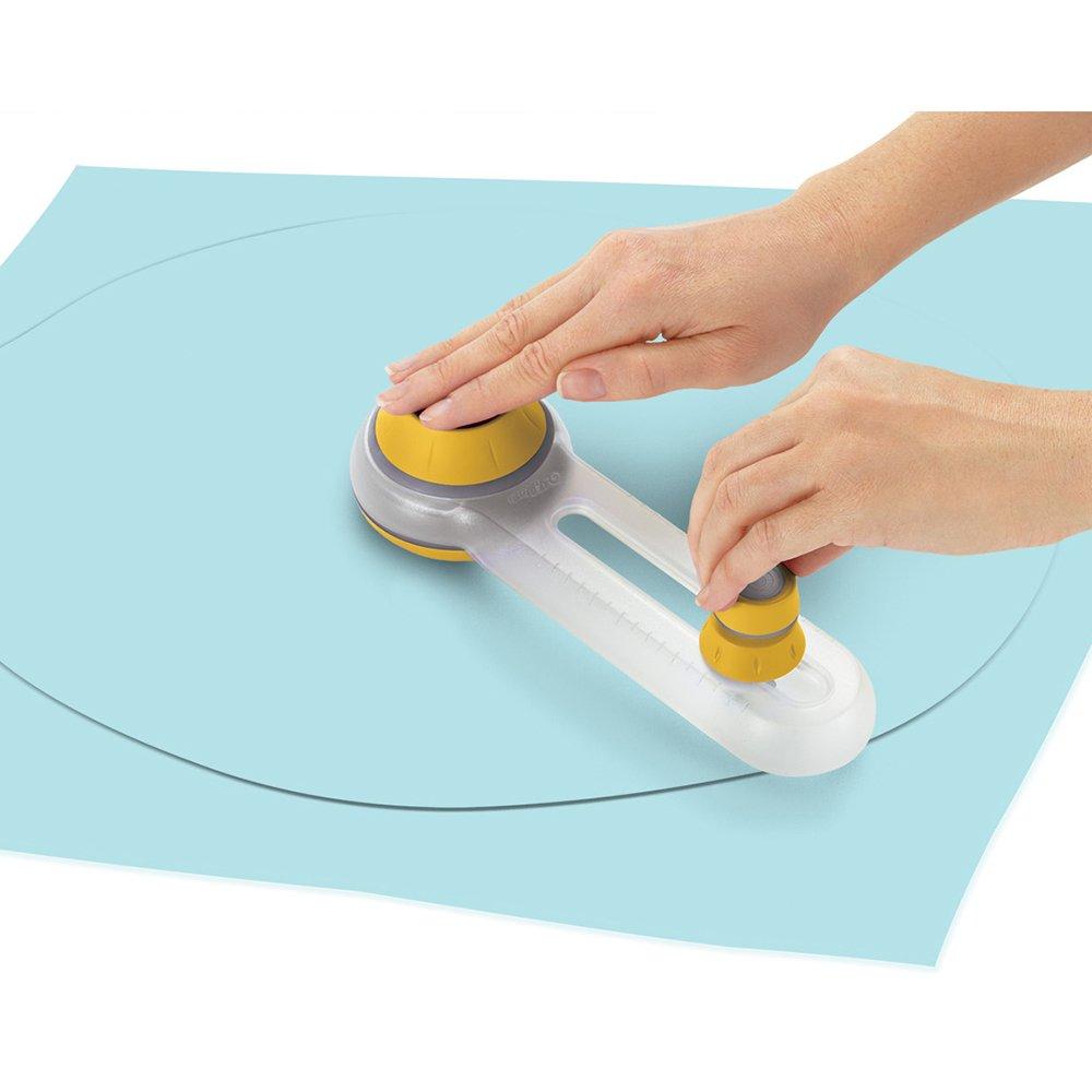 EK Tools 10007032 Rotary Circle Cutter, Multicolor 54-00100