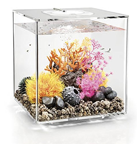 BiOrb CUBE Aquarium 30L MCR White