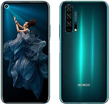 Huawei Honor 20 Pro 128 GB 8 GB RAM (Sólo gsm, sin CDMA) Desbloqueado de fábrica 4G/LTE Smartphone – Versión Internacional (Verde): Amazon.es: Electrónica
