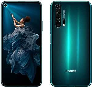 Huawei Honor 20 Pro 128GB 8GB RAM (GSM Only, No CDMA) Factory Unlocked 4G/LTE Smartphone - International Version (Green)