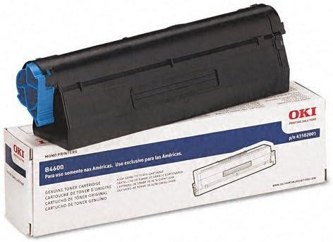 PayForLess Compatible for OkiData 43502301 Toner Cartridge for B4400 B4550 B4600 B4600N