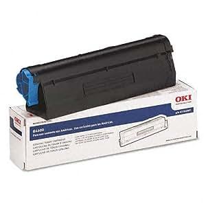 Oki 43502001 B4600 Series Type 9 Black Toner Cartridge